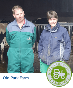 Old Park Farm – a Pensworth Dairy