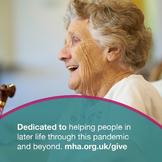 Supporting MHA's Loneliness and Isolation Appeal